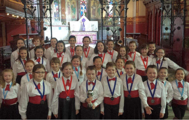 Moate Childrens Choir